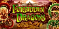 Cover art for Forbidden Dragons slot