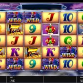 genie jackpots megaways slot game