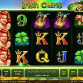 irish coins slot game