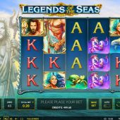 legends of the seas slot game