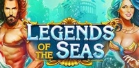 Cover art for Legends of The Seas slot