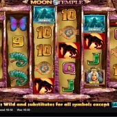 moon temple slot game