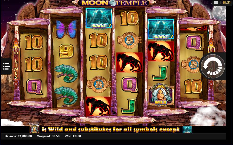 All fruit slot machine game