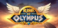Cover art for Rise of Olympus slot