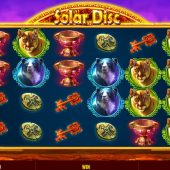 solar disc slot game