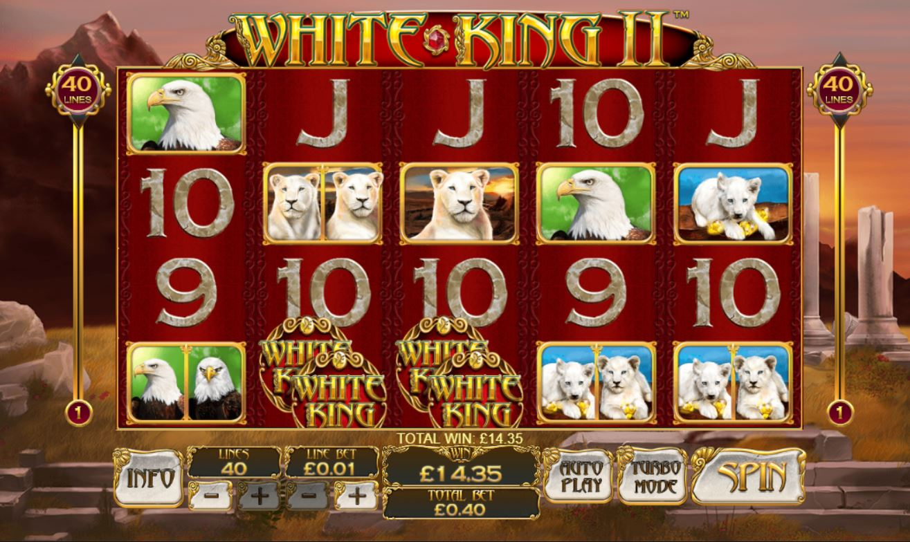 Spiele White King 2 - Video Slots Online