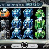 wild o tron 3000 slot game