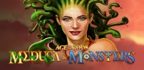 Cover art for Age of The Gods Medusa and Monsters slot