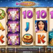 buffalo magic slot game