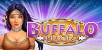 Cover art for Buffalo Magic slot