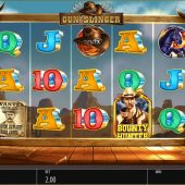 gun slinger slot game
