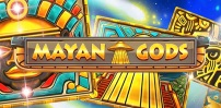 Cover art for Mayan Gods slot