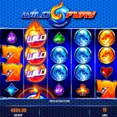 wild fury slot game
