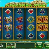 anaconda wild slot game