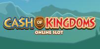 Cover art for Cash of Kingdoms slot