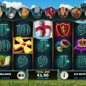 glory britannia slot game