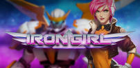 Cover art for Iron Girl slot
