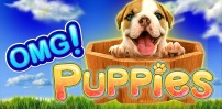 Cover art for OMG! Puppies slot