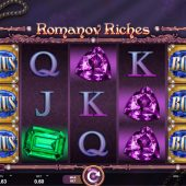 romanov riches slot game