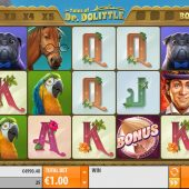 tales of dr dolittle slot game