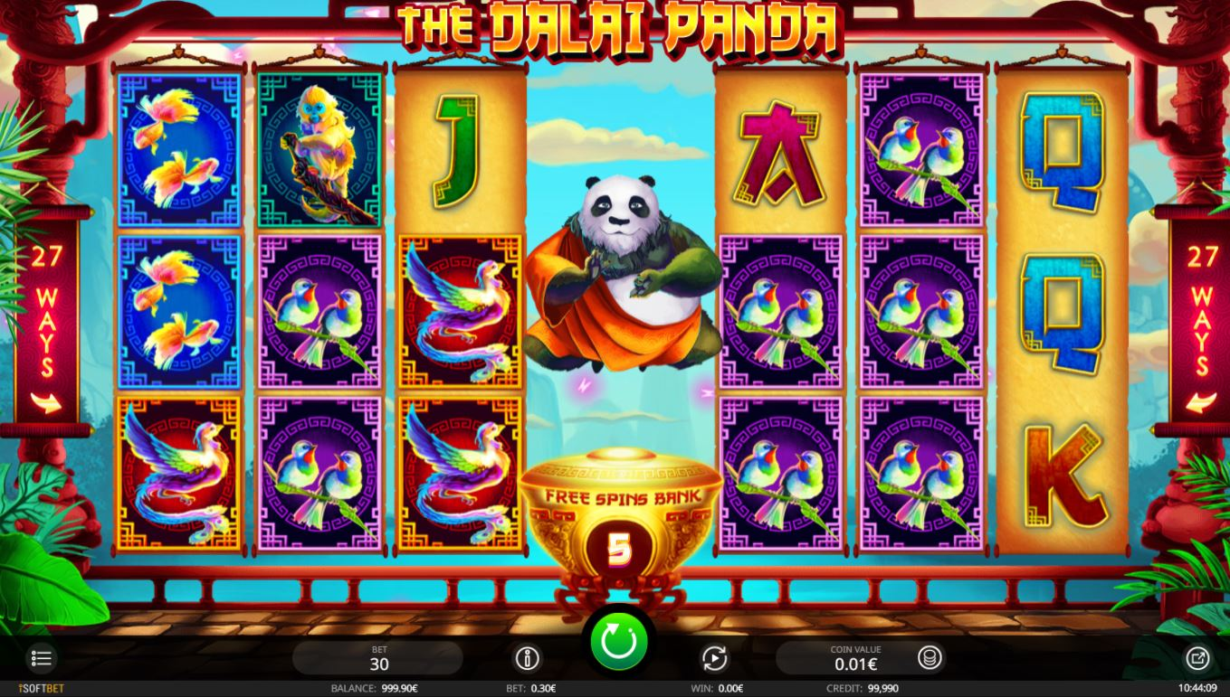 Spiele The Dalai Panda - Video Slots Online