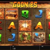 the goonies slot game