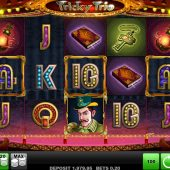 tricky trio slot game