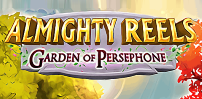 Cover art for Almighty Reels Garden of Persephone slot
