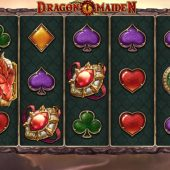 dragon maiden slot game