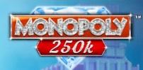 Cover art for Monopoly 250k slot