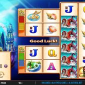 neptune's quest slot game