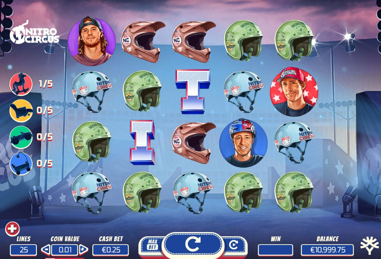 Nitro Circus Video Game