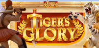 Cover art for Tiger's Glory slot