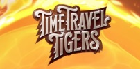 Cover art for Time Travel Tigers slot