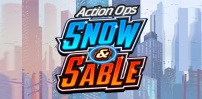 Cover art for Action Ops Snow and Sable slot