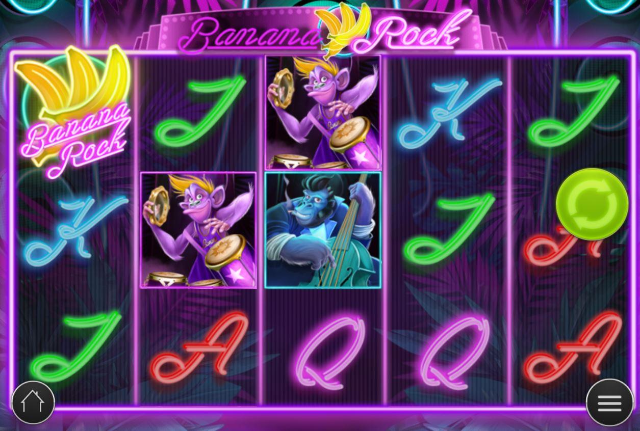 Spiele Banana Rock - Video Slots Online
