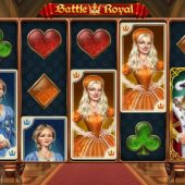 battle royal slot game