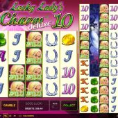 lucky ladys charm deluxe 10 slot game