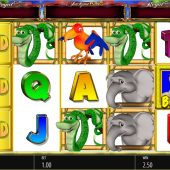monkey business deluxe slot game