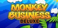Cover art for Monkey Business Deluxe slot