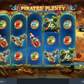 pirates plenty slot game