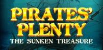 Cover art for Pirates' Plenty slot