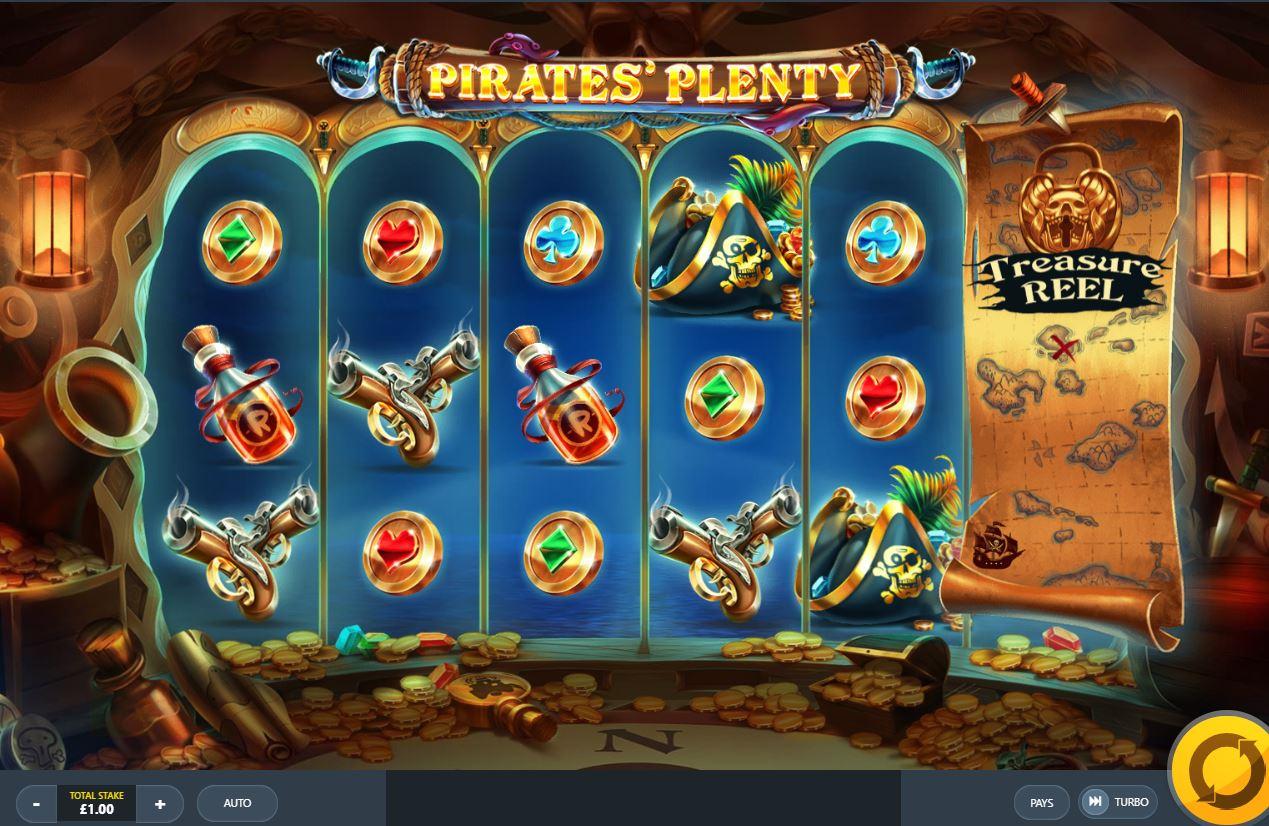 Spiele Pirates Plenty - Video Slots Online