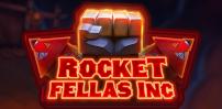 Cover art for Rocket Fellas Inc slot