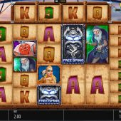 vikings unleashed slot game