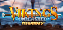 Cover art for Vikings Unleashed Megaways slot