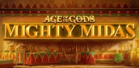 Cover art for Age of The Gods Mighty Midas slot