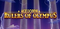 Cover art for Age of The Gods Rulers of Olympus slot