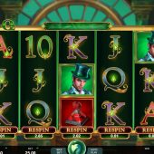 Book of Oz slot game