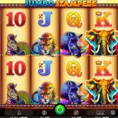 jumbo stampede slot game